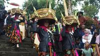 Festival Baturraden digelar untuk mendongkrak kunjungan wisatawan. (Foto: Liputan6.com/Muhamad Ridlo)