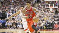 Pebasket Chicago Bulls, Jimmi Butler (Reuters/John E. Sokolowski)