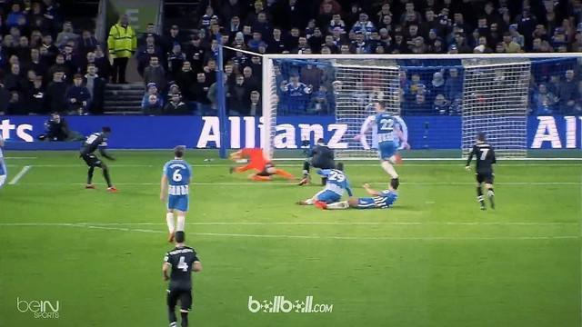 Berita video penyelamatan terbaik pekan ke-14 Premier League 2017-2018 oleh kiper Brighton dan Watford. This video presented by BallBall.
