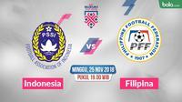 Piala AFF 2018 Indonesia Vs Filipina_3 (Bola.com/Adreanus Titus)
