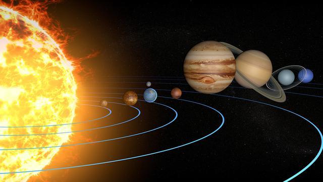 Ciri-Ciri Planet Dalam Tata Surya