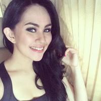 Kartika Putri. (Instagram @inyongkarput)