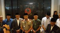 Kapolda Jawa Barat Irjen Pol. Agung Budi Maryoto. (Huyogo Simbolon)