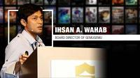 Opini Ihsan A. Wahab (Liputan6.com/Abdillah)