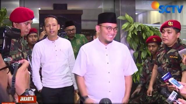 Menapik tuduhan penyalahgunaan dana kemah Pemuda Islam Indonesia, Dahnil menyatakan sudah mengembalikan uang sebesar Rp 2 miliiar.