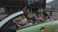 Syuting Negeri Van Oranje di Belanda membuat Abimana Aryasatya, Arifin Putra, Chicco Jerikho, Ge Pamungkas, dan Tatjana Saphira saling kagum
