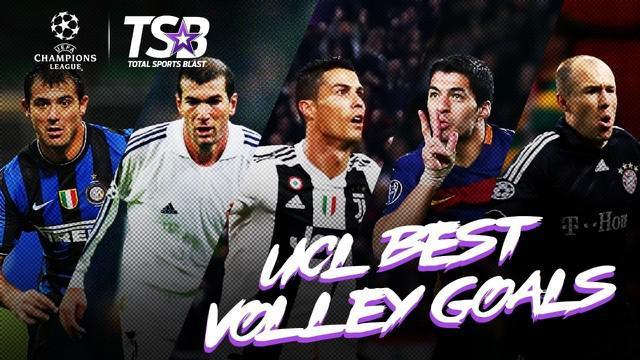 Berita Video 10 Gol Tendangan Voli Terbaik di Liga Champions Eropa