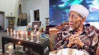 Lintas agama doakan Mbahj Moen (Sumber: Instagram/nahdlatululama/