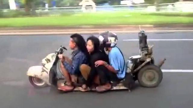 Aksi Vespa Ceper Indonesia Tuai Kritik Media Internasional Otomotif Liputan6 Com