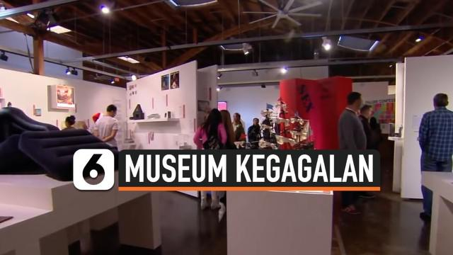 Museum of Failure adalah museum yang menyimpan berbagai inovasi gagal dari seluruh korporat dunia. Museum ini terdapat di Swedia.
