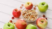 Apa Menu Sarapan Favoritmu? Buat Kamu yang Ingin Langsing, Sebaiknya Perbanyak Konsumsi Oat Ketimbang Apel (Ilustrasi/iStockphoto)