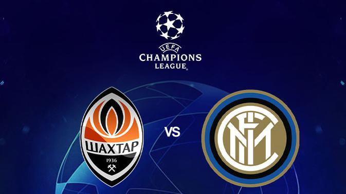 Prediksi Liga Champions Shakhtar Donetsk Vs Inter Milan: I Nerazzurri Punya  Modal Bagus - Dunia Bola.com