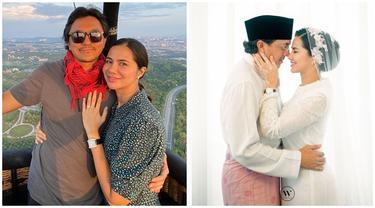 Kini Sah Jadi Suami Istri, Ini 7 Potret Perjalanan Cinta Engku Emran dan Noor Nabila