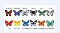 Temukan apa yang dikatakan oleh kupu-kupu dari bulan kelahiran Anda tentang Anda dan kepribadian Anda di sini.
