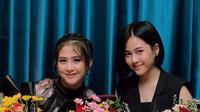 Momen Seru Zara dan Kyla Bersama Keluarga Selama Karantina. (Instagram.com/zaraadhsty)