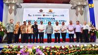 Peresmian kerja sama proyek KPBU SPAM Semarang (Foto: Dok Kementerian PUPR)