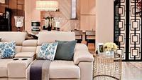 Desain interior rumah eklektik modern karya Michael Law. (dok. Arsitag.com)