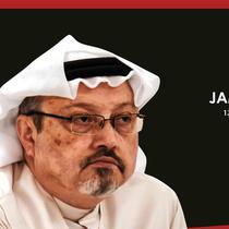 Banner Misteri Kematian Jamal Khashoggi (Liputan6.com/Triyasni)