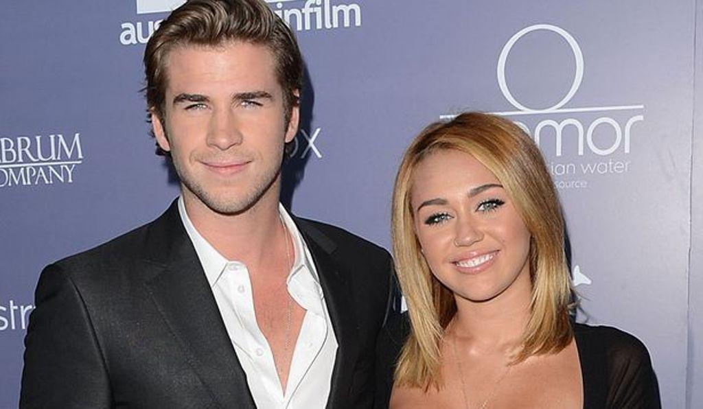 Fakta Dibalik Pernikahan Dian-diam Miley Cyrus dan Liam Hemsworth [foto: Mirror]