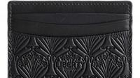 Liberty London Black Iphis Leather Cardholder (Sumber foto: independent.co.uk)