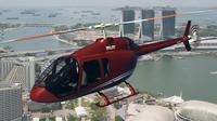 Helikopter Bell 505 didesain dengan keamanan teknologi dan efisiensi terbaik sesuai dengan Indonesia.