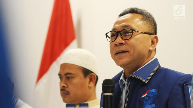 PAN Putuskan Jadi Oposisi, tapi Dukung Pemerintah Jokowi