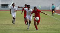 Timnas Indonesia U-15 harus puas bermain imbang 1-1 melawan Timor Leste pada laga ketiga penyisihan Grup A Piala AFF 2019. (dok. PSSI)
