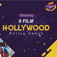 8 Film Hollywood Paling Heboh.  (Digital Imaging: Nurman Abdul Hakim/Bintang.com)