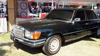 Mercedes-Benz Eks Gus Dur (Merdeka.com)