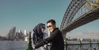 Arie Untung dan Fenita Arie (Instagram/ariekuntung)