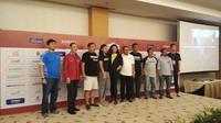 10 ribu pelari akan mengikuti Borobudur Marathon 2018 (Liputan6.com/Cakrayuri Nuralam)