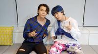 Donghae dan Eunhyuk Super Junior [foto: instagram.com/superjunior]