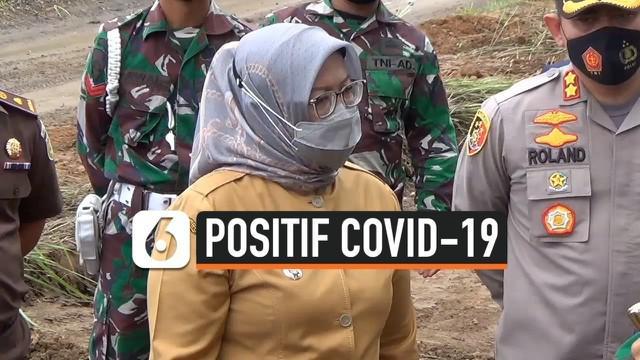 Bupati Bogor Ade Yasin dinyatakan positif terinfeksi covid-19 setelah melalui tes swab di RSUD Cibonong Bogor Jawa Barat. Ia kini sedang jalani isolasi mandiri.
