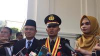 Ipda M Idris, salah satu lulusan terbaik perwira TNI-Polri 2019 dari Akademi Kepolisiaan (Akpol).