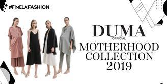 Intip Baju Hamil Stylish dari Duma Motherhood Collection 2019