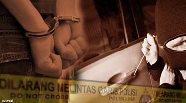 Buron 3 Tahun, Alasan Remaja di Palembang Bobol Toko Majikannya