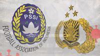 PSSI - Kronologi penundaan Shopee Liga 1 (Bola.com/Adreanus Titus)