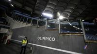 Stadion Olimpico, Roma. (Filippo MONTEFORTE / AFP)