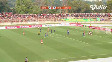 Berita video highlights Shopee Liga 1 2019 antara Perseru Badak Lampung FC melawan PSIS Semarang yang berakhir dengan skor 0-1, Rabu (26/6/2019).