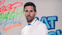 Lionel Messi. (Foto: Instagram terverifikasi @leomessi)