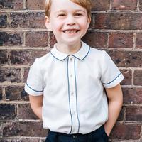 Kensington Palace merilis sebuah foto menggemaskan Pangeran George untuk merayakan ulang tahun ke-5nya. (instagram/KensingtonPalace)