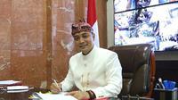 Wali Kota Surabaya Eri Cahyadi. (Dian Kurniawan/Liputan6.com)