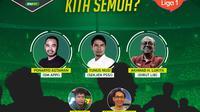 Half Time Show jelang Shopee Liga 1 2020