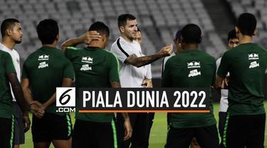 Timnas Indonesia berlaga lagi di kualifikasi Piala Dunia 2022. Di laga pertama, Merah Putih bakal menghadapi musuh bebuyutan Malaysia di Stadion Utama Gelora Bung Karno pada Kamis (5/9/2019).