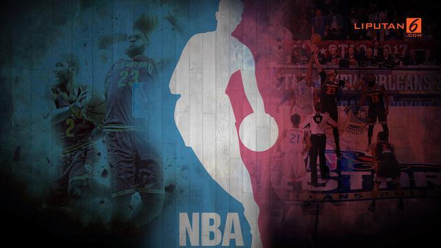 Ilustrasi NBA