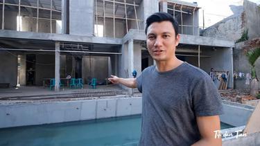 [Fimela] Rumah baru Titi Kamal dan Christian Sugiono