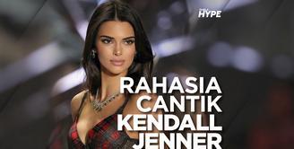 Rahasia Cantik Kendall Jenner
