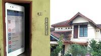 6 Desain Pintu Rumah Ini Nyeleneh, Absurd Banget (sumber: 1cak.com dan Instagram.com/id.dagelan)