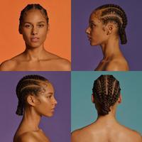 Tatanan Rambut Alicia Keys untuk Album 3/20 oleh Nai'vasha | instagram.com/aliciakeys