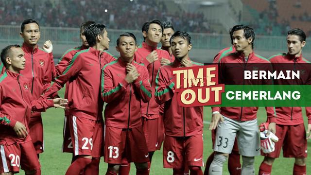 Berita video Time Out kali ini tentang pemain-pemain Timnas Indonesia U-23 yang cemerlang saat menghadapi Thailand U-23 pada dua laga uji coba di Stadion PTIK dan Pakansari.